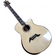 Professional Guitar made of Solid Wood