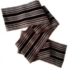 Wide Belt made of Awayo