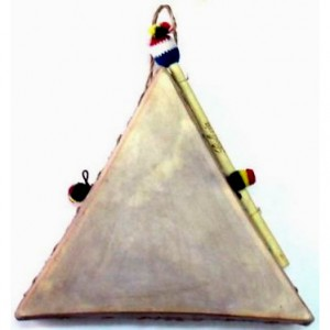 Chapaca Box - Triangular