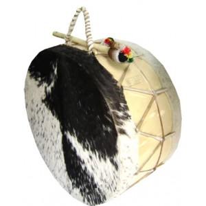 Wankara Drum with Leather Rope (Bombo)