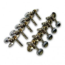 Charango Pegs - Metallic Buttons