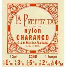 Charango Strings - La Preferita