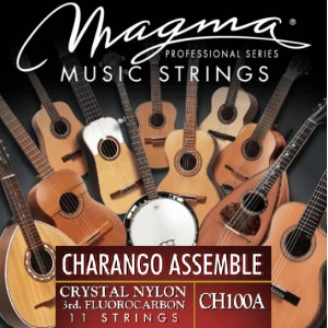 "Assemble Charango Strings ""MAGMA"""
