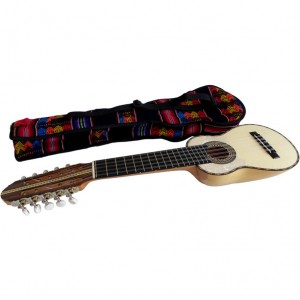 Professional Charango + Soft Case