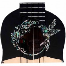 "Professional Charango made of Rosewood ""Hummingbird"""