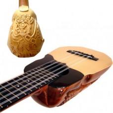 Professional Charango - KJARKAS - Carved