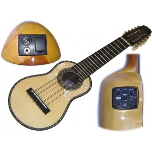 Professional  Electroacoustic Charango - B BAND A3T