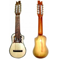 Professional Charango with Cutaway