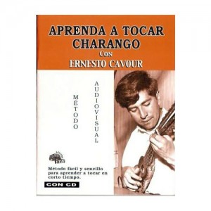Audiovisual Learning Method to Play Charango with Ernesto Cavour