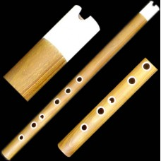 Professional Wayacan MAMA Quena/Quenacho with Bone mouthpiece and Bone Fingerholes