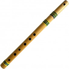 Professional Bamboo Quena/Quenilla - Pinquillo Mouthpiece - Varnished