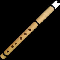 Professional Bamboo MAMA Quena / Quenacho - Bone Mouthpiece