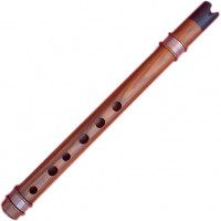 Professional Rosewood Quena/Quenilla with Ebony Mouthpiece