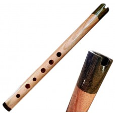 Professional Quena Quenilla or Quenacho made of Cuchi Wood - Wayacan Mouthpiece