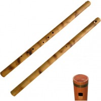 Professional Bamboo MAMA Quena Quenacho - Pinquillo Mouthpiece