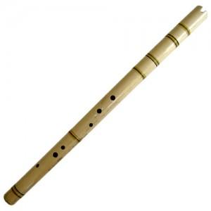 Professional Bamboo MAMA Quena Quenacho - Varnished