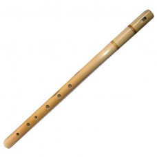 Professional Bamboo MAMA Quena Quenacho - Pinquillo Mouthpiece - Varnished