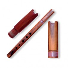 Professional Rosewood Quena/Quenilla - Adjustable Tuning