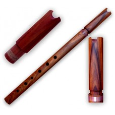 Professional Rosewood MAMA Quena / Quenacho - Adjustable Tuning