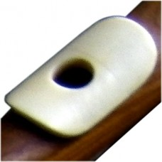 Bone Mouthpiece for Traverse Flute