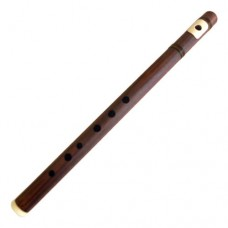 Professional Rosewood Traverse Flute - Bone Mouthpiece