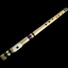 Professional Bamboo Traverse Flute - Bone Mouthpiece