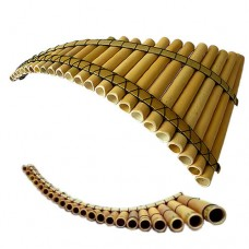 Professional Pan Flute  21- Adjustable Tuning